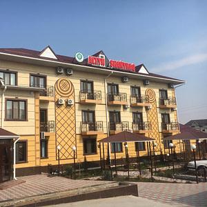 Санаторий Алтын Шанырак